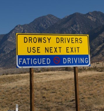 Personal Injury Attorney | The Dangers of Drowsy Driving