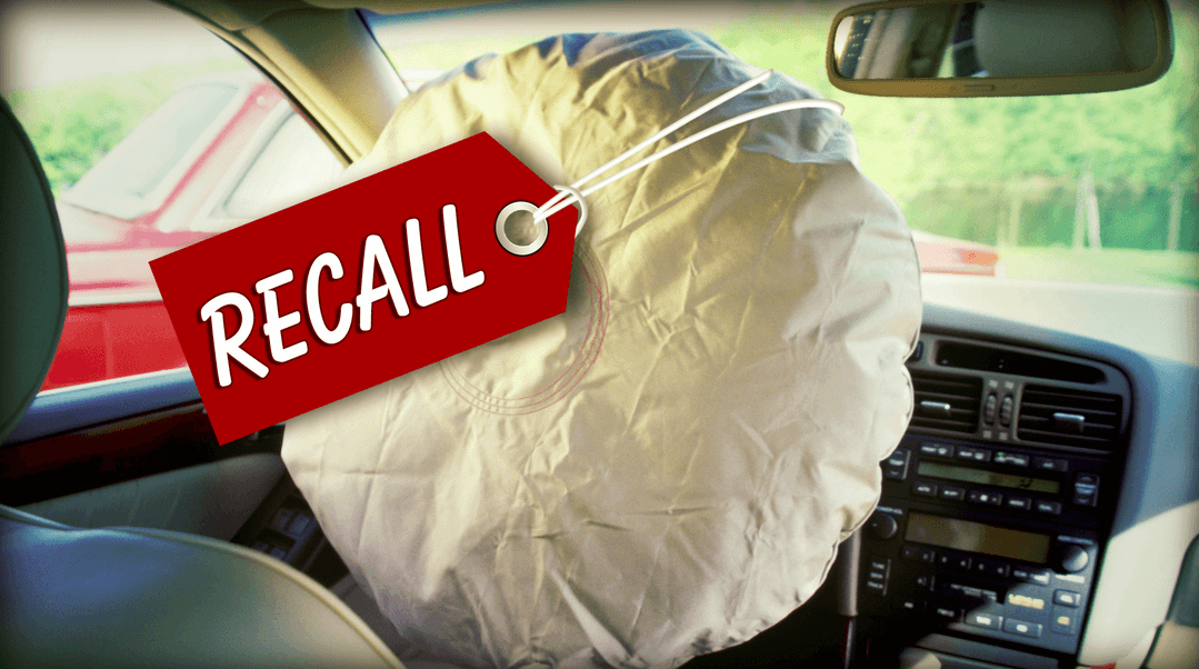 34 Million Defective Airbags