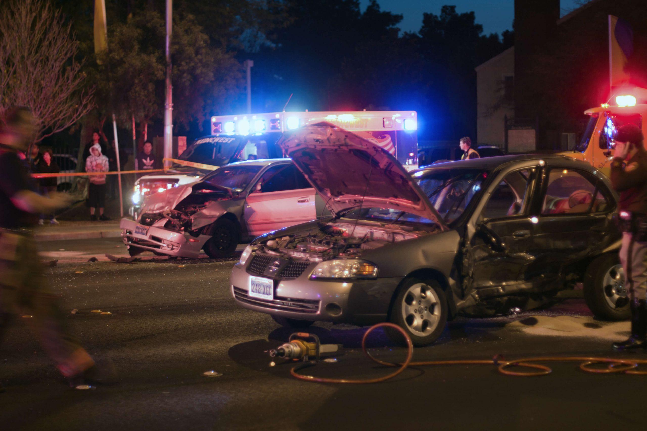 Passenger Killed in Florida High Speed Collision