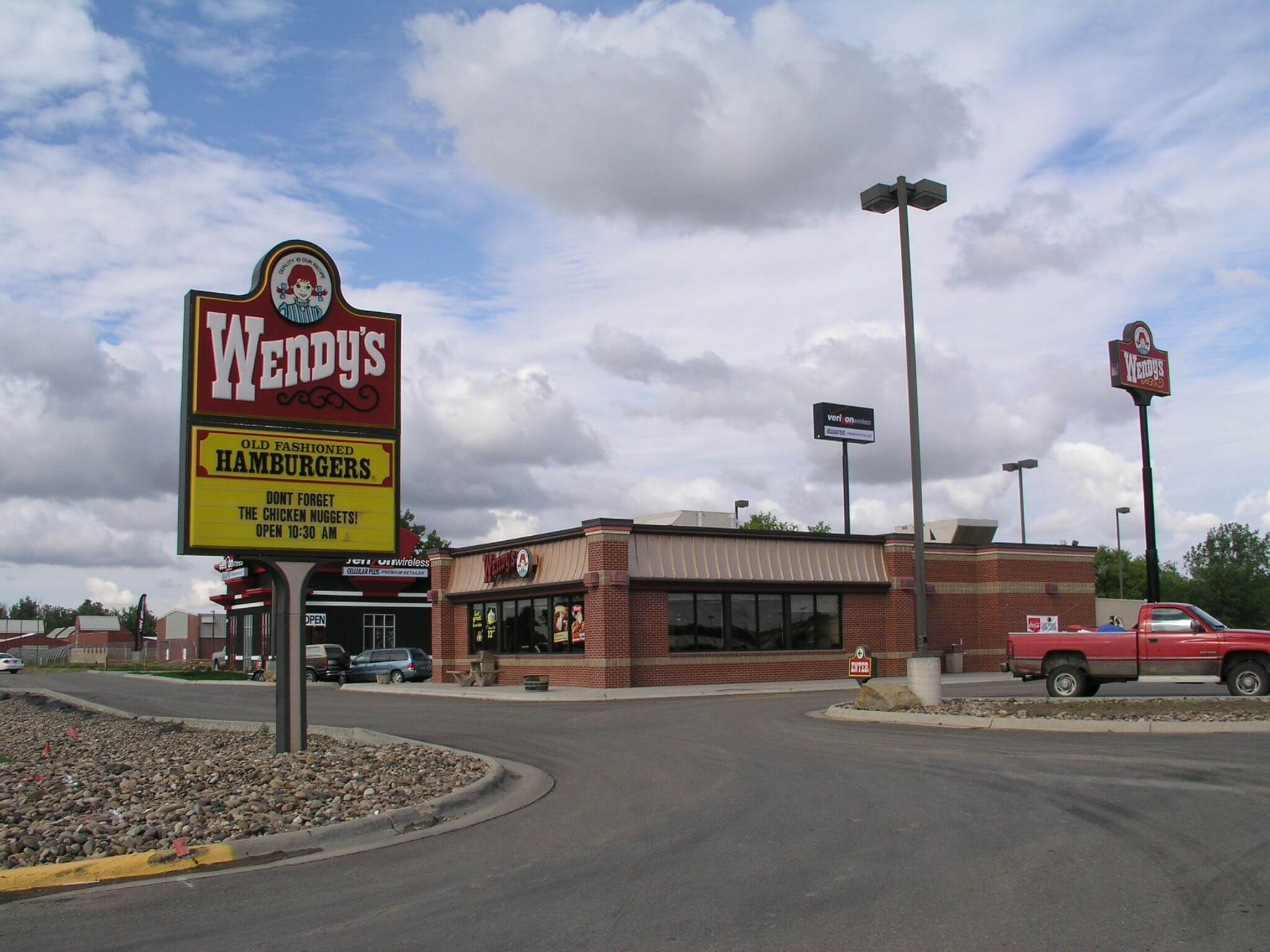 Premises Liability Filed Against Wendy's