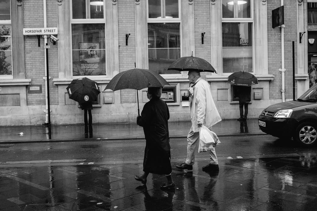 Rain and Personal Injury: Reasonableness Doctrine