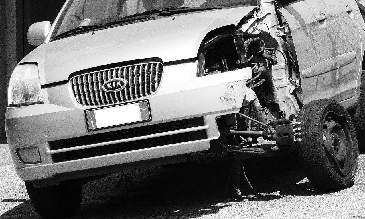 Single Car Accident Insurance Claim