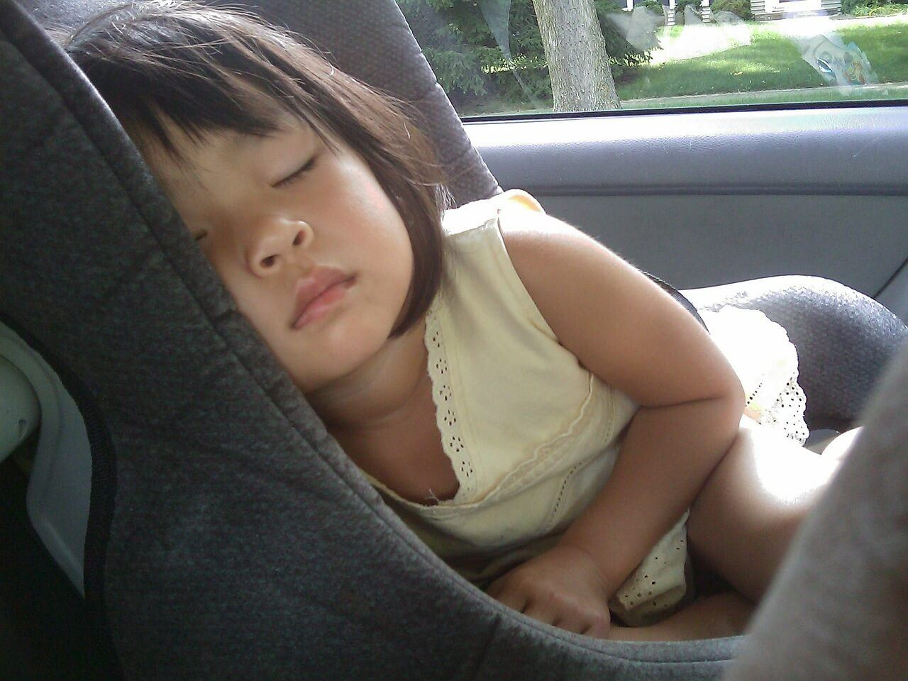 Replace a Child's Car Seat After Any Accident? Pt. 2