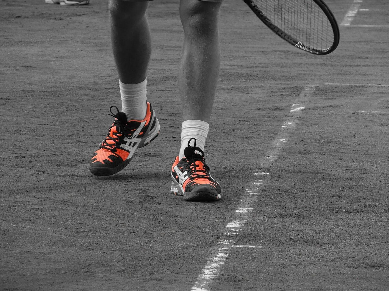 Pro Tennis Player Sues for Injuries in Slip-and-Fall